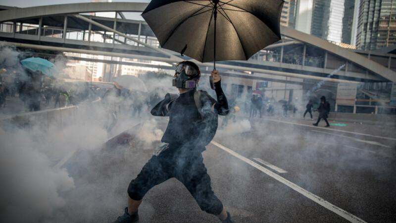 Violențe în Hong Kong, la 70 de ani de la fondarea republicii comuniste
