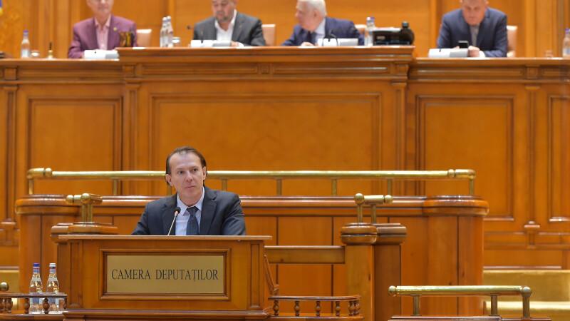Moțiunea de cenzură se citește azi în Parlament. Matematic, PSD a pierdut majoritatea
