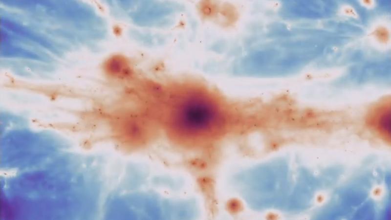 Imaginile care scot la iveală cum arată structura spațiului cosmic