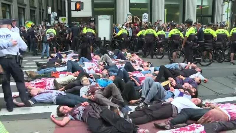 protest NY