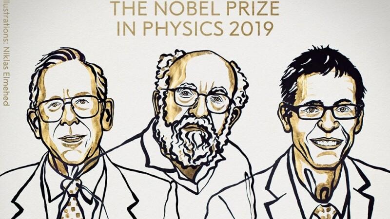 Premiul Nobel pentru Fizică 2019