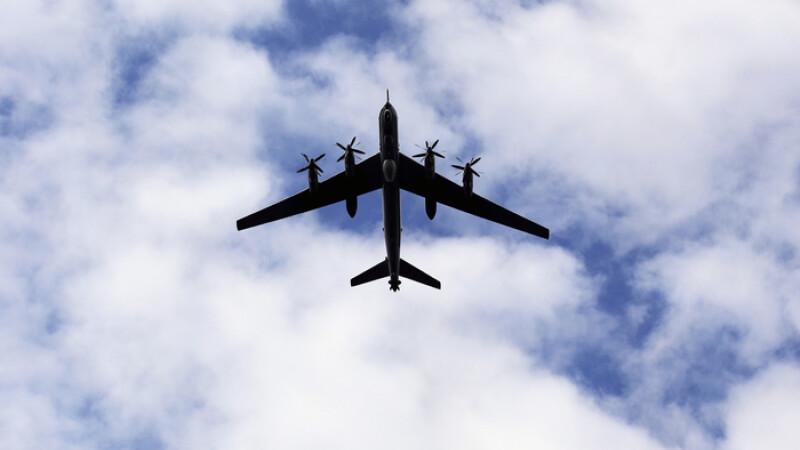 avion rusesc de observatie
