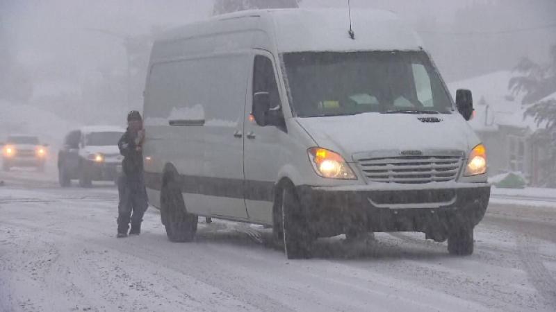 iarna in Colorado
