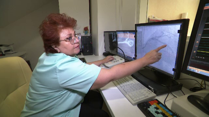 Povestea cardiologului care a realizat în premieră în țară o intervenție la inimă cu hologramă