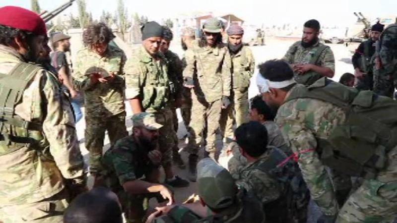 lupte în Siria
