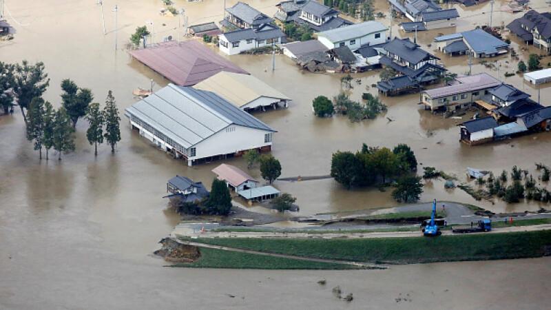 Taifun Hagibis Japonia - 2