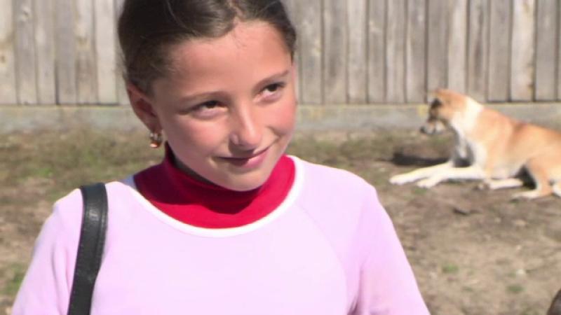 """Ștefania și-a dorit un tort de ziua ei, dar nu l-a primit: """"Tati mi-a dat 5 lei pentru dulciuri"""""""