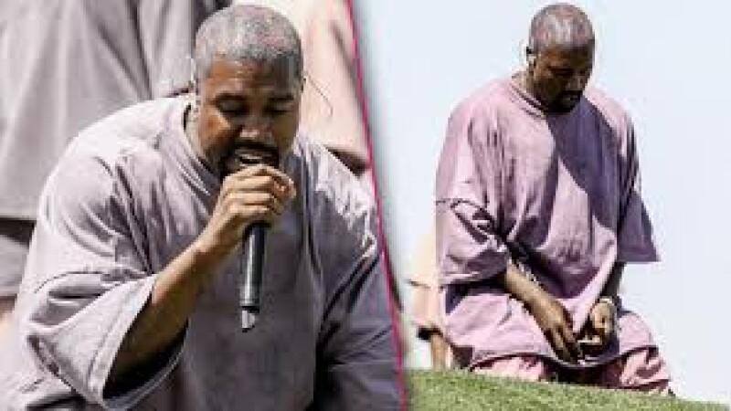 Ce slujbe religioase a organizat Kanye West pentru a-și găsi inspirația