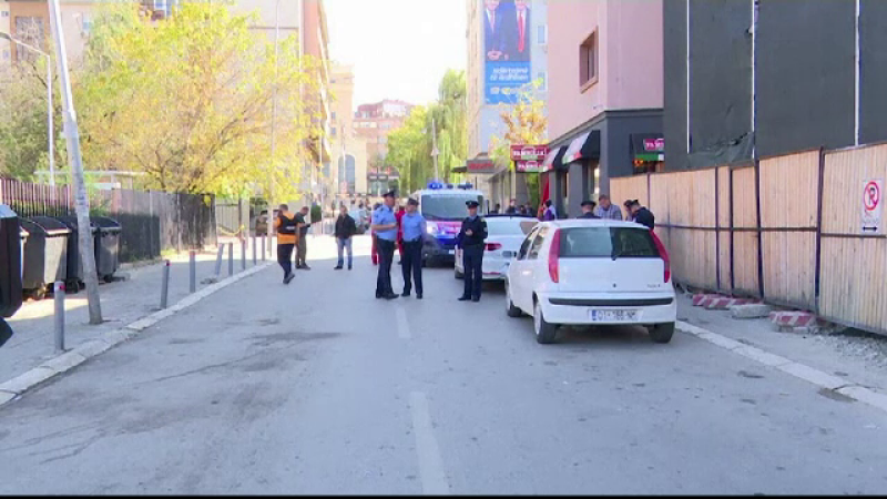 atentat la alegerile din Kosovo