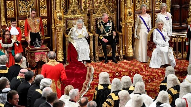 """Discursul Reginei. Mesajul Elisabetei a II-a privind Brexit și """"sistemul global de imigrație\"""