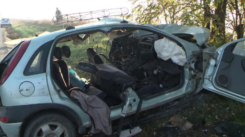 Accident Iași