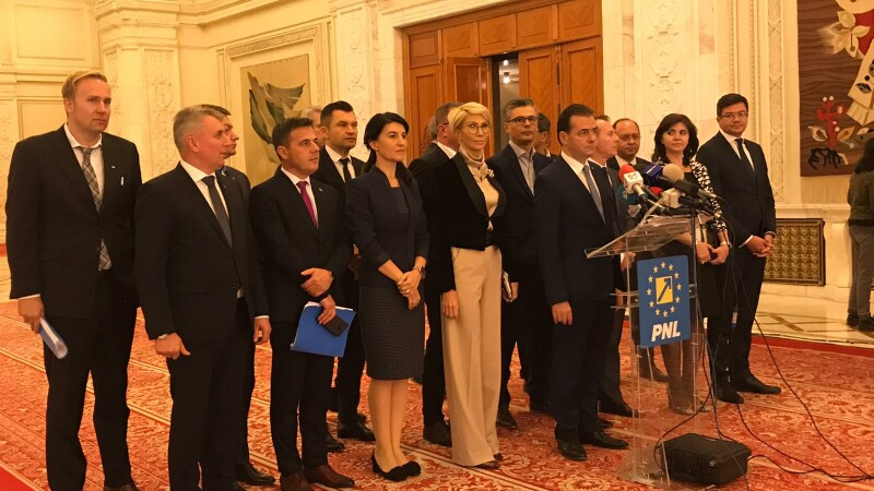 Ludovic Orban si conducerea PNL