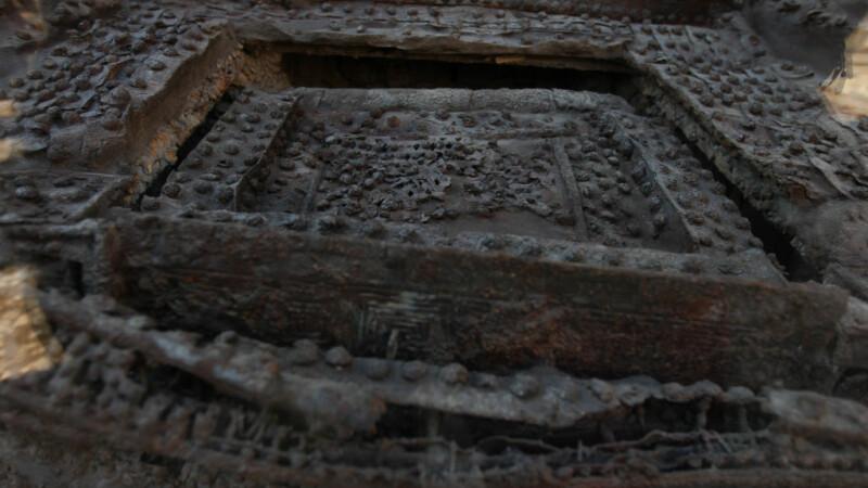 """Ce ar ascunde misterul din Pompeii: """"Seiful antic"""" rămas intact după 2.000 de ani"""