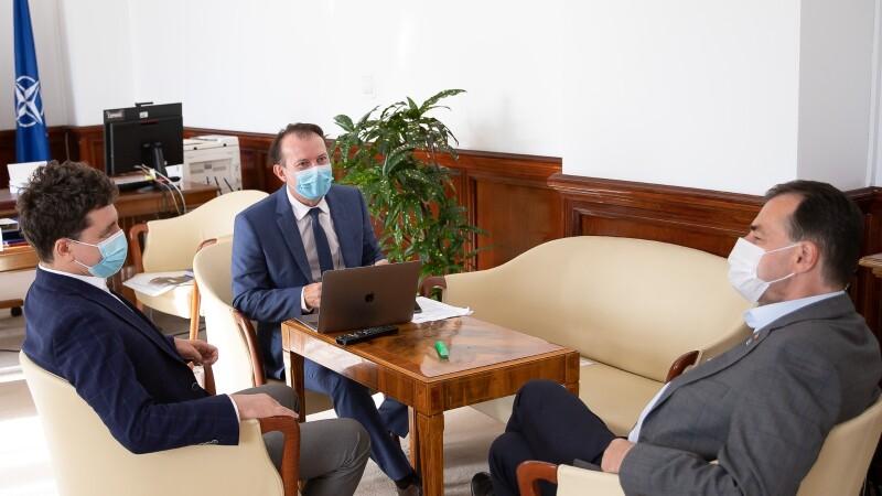 """Florin Cîțu: """"Sunteți pregătiți?"""". Suma incredibilă pe care o mai are în cont Primăria Capitalei"""