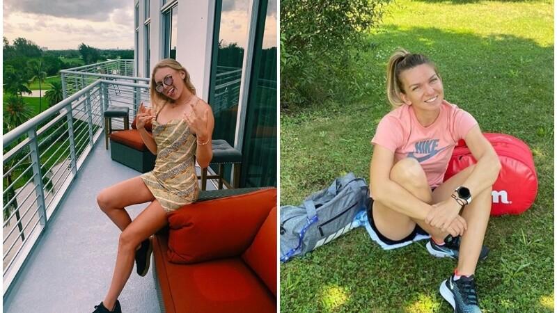 Cine este Amanda Anisimova, adversara Simonei Halep din turul 3 la Roland Garros