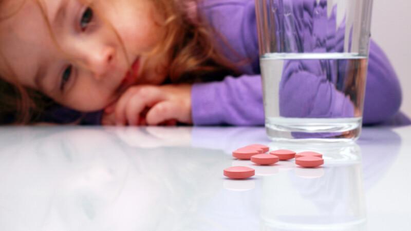 copil pastile