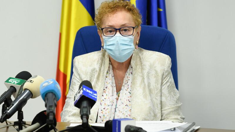 """Renate Weber: """"Au murit bebeluși pentru că au fost plimbați între spitale, pe teste COVID"""""""