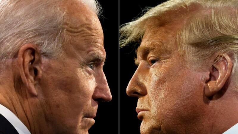 Ultima dezbatere între Donald Trump și Joe Biden