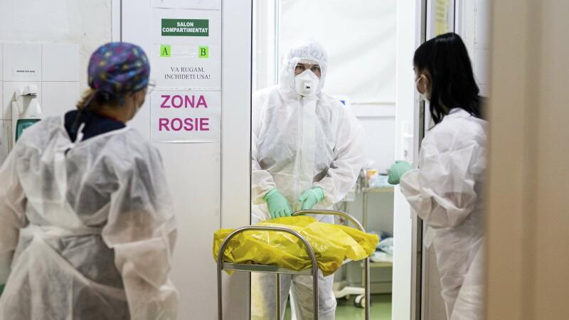 Coronavirus România, bilanț 23 octombrie
