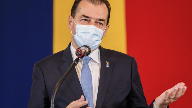 Ludovic Orban, despre explozia cazurilor de Covid-19: Îmbolnăvirea elevilor nu se produce în şcoală