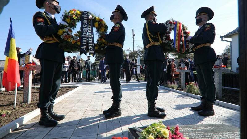 """Ambasada Rusiei, despre soldații români căzuți pe front: """"Ticăloși fasciști"""""""