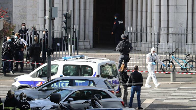 Atac cu armă albă în Nisa. Autoritățile nu exclud posibilitatea unui incident terorist - 2