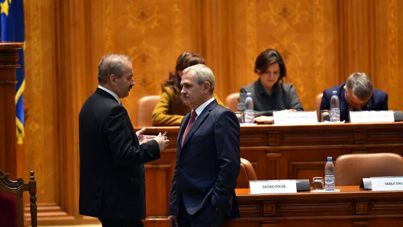 """Vasile Dîncu: """"Dragnea este un mincinos"""". Ce a spus fostul președinte PSD"""