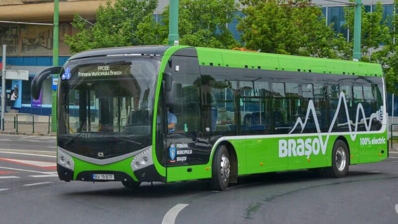 Proiect: Autobuzele din Brașov nu vor mai porni dacă un pasager nu are mască