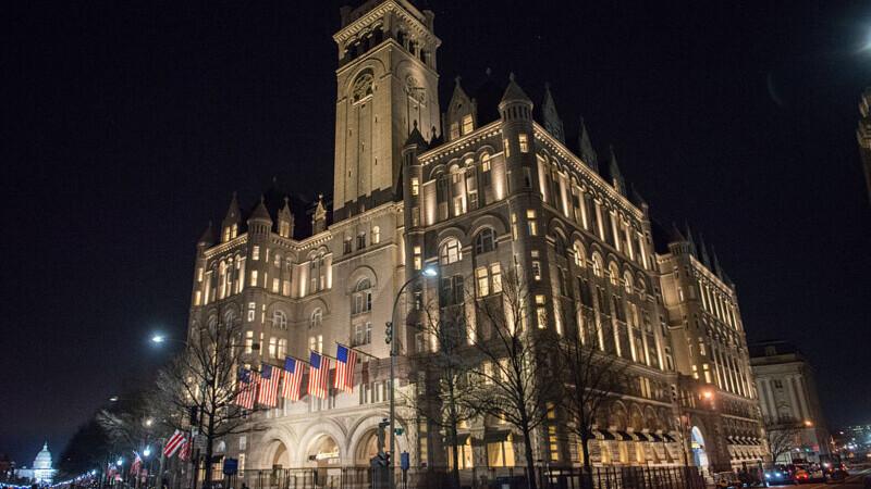 Donald Trump negociază vânzarea hotelului său de lux din Washington. Suma colosală pe care o cere fostul președinte