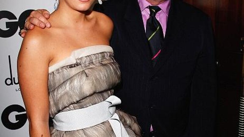 Lily Allen si Elton John