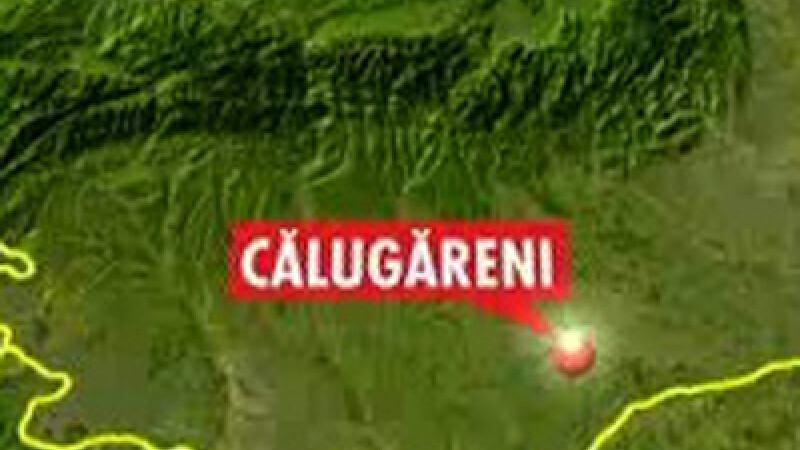 Grav accident la Calugareni. 3 morti si 7 raniti!