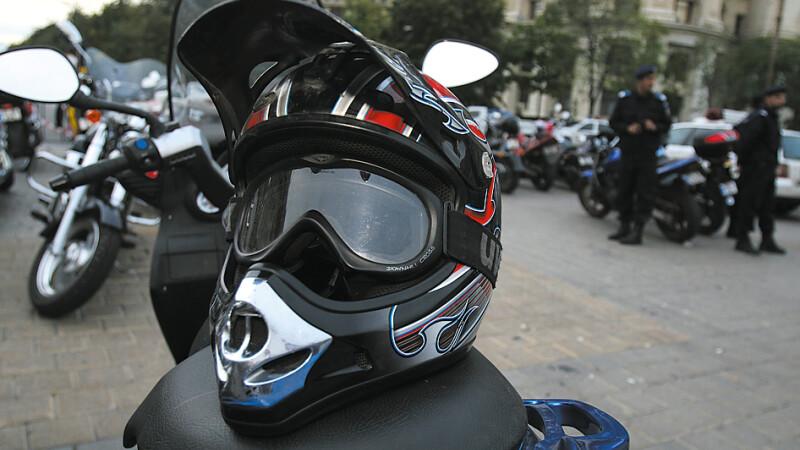 Motociclistii, in sprijinul copiilor cu dizabilitati