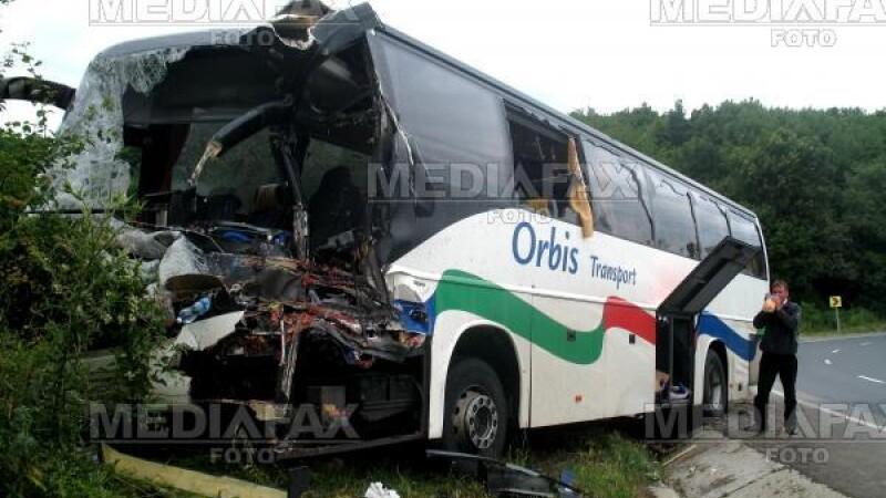 Accident groaznic in Croatia: 14 persoane si-au pierdut viata