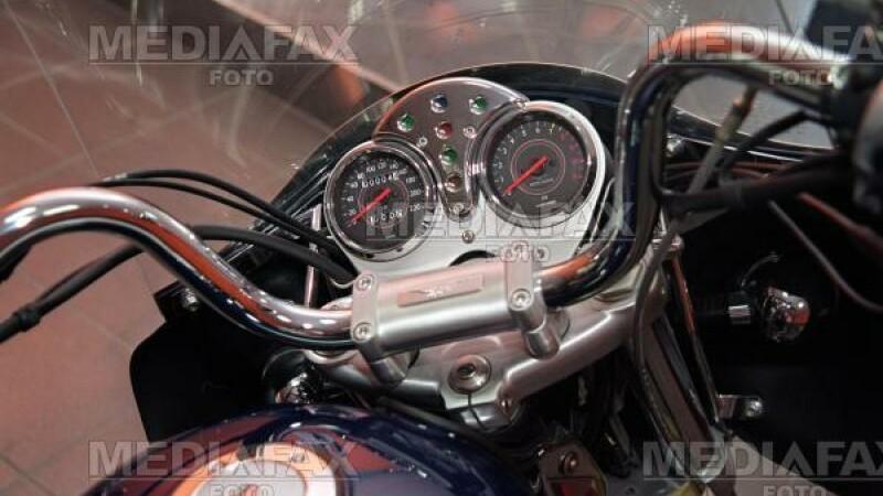Mures: motociclist ranit de un sofer care nu i-a acordat prioritate