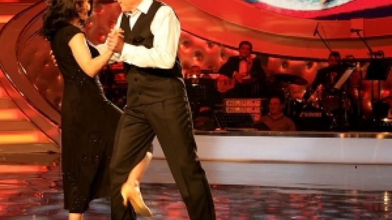 Petre Roman si Silvia Chifiriuc