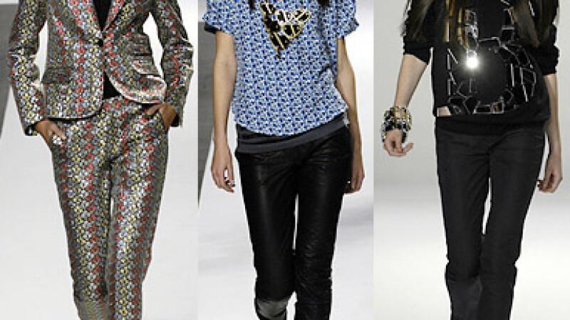 Lux si eleganta la festivalul de moda din New York