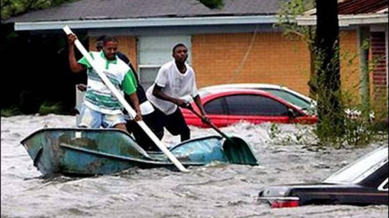 Prapad in Caraibe, dupa trecerea uraganului Ike