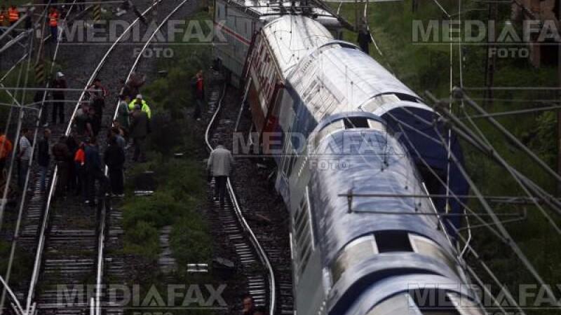 Groaznic accident feroviar in judetul Neamt!