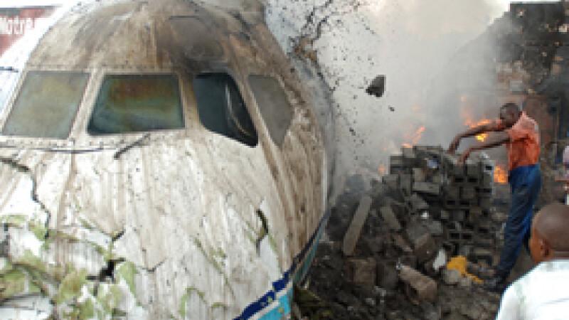 catastrofa aviatica