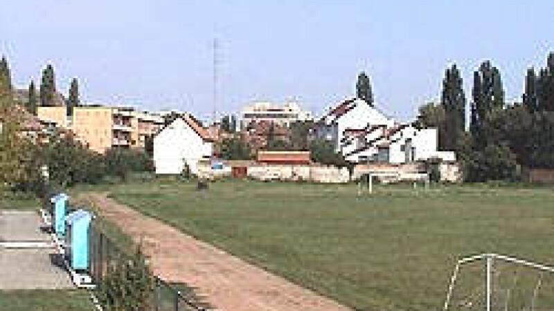 Stadionul Gloria din Arad