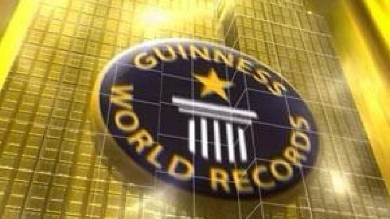 Noua editie a Cartii recordurilor a fost lansata la Londra