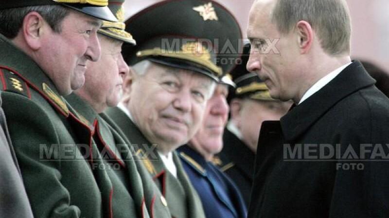 Rusia isi aloca singura teritoriile din Arctica si resursele lor