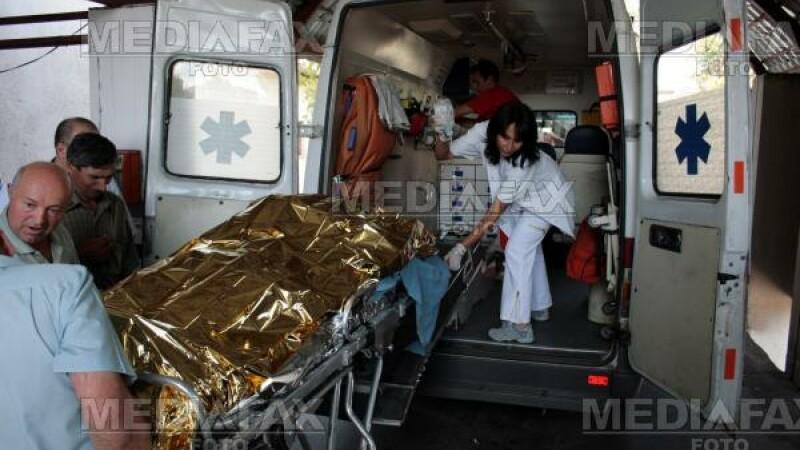 Carnagiu in Lugoj. Doi barbati au pierit intr-un cumplit accident