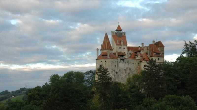 Castelul Bran, pe locul doi in lisa Forbes a celor mai scumpe cladiri