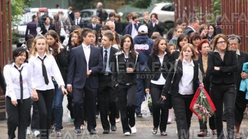 Protest al comunitatii germane din Arad