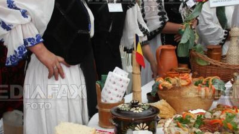 La Praid incepe festivalulu sarmaleleor