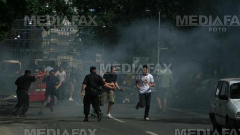 Violente in Italia, intr-un oras de langa Napoli!