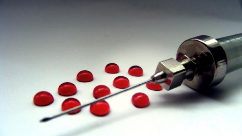 Pacientii nu se vor mai speria de acul de seringa