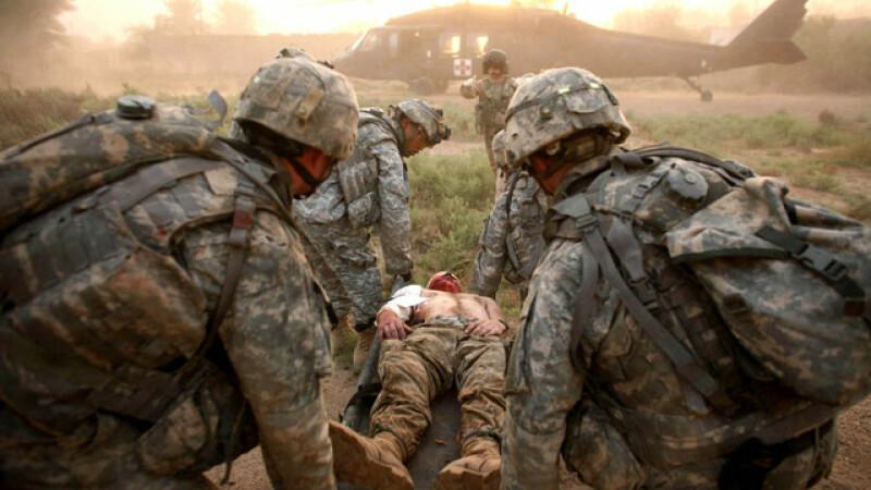 Schimb de focuri in Afganistan intre soldatii pakistanezi si cei americani