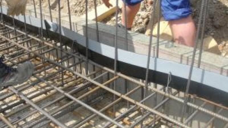 placa de beton